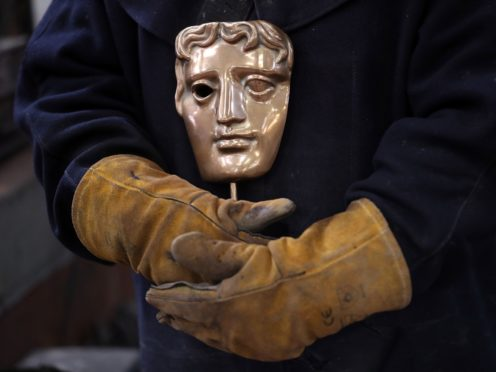 Stars are gearing up for the TV Baftas (Steve Parsons/PA)