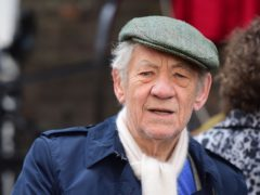 Sir Ian McKellen has contributed to a unique collection (Lauren Hurley/PA)