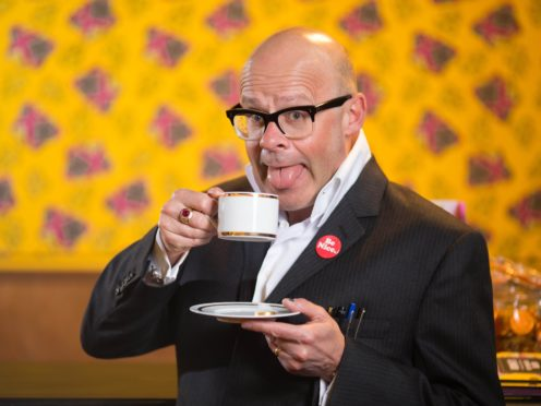 Harry Hill will act as a guest judge (David Parry/PA)