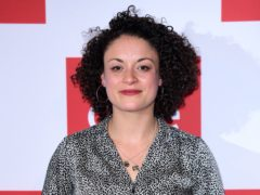 Rochenda Sandall played Lisa McQueen in the series (Ian West/PA)