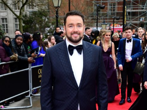 Jason Manford has spoken for the first time about his mental health issues (Ian West/PA)