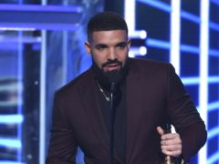 Billboard Music Award winner Drake called for more respect between artists (Chris Pizzello/Invision/AP)