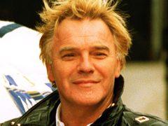 Freddie Starr died of heart disease, a post mortem found (David Jones/PA)