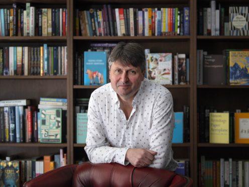 Simon Armitage, the new Poet Laureate