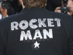 Sir Elton John biopic Rocketman has received mixed reviews following its premiere at the Cannes film festival (Joel C Ryan/Invision/AP)