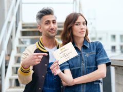 Queer Eye's Tan France and Alexa Chung are to host a new fashion TV show (Netflix)