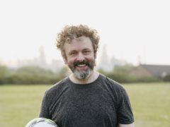 Michael Sheen (Homeless World Cup/PA)