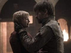 HBO said an apparent error spotted by fans in a promotional image for Game Of Thrones did not make it to TV (Helen Sloan/HBO/PA)