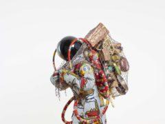 Yinka Shonibare's Refugee Astronaut (James Cohan/PA)