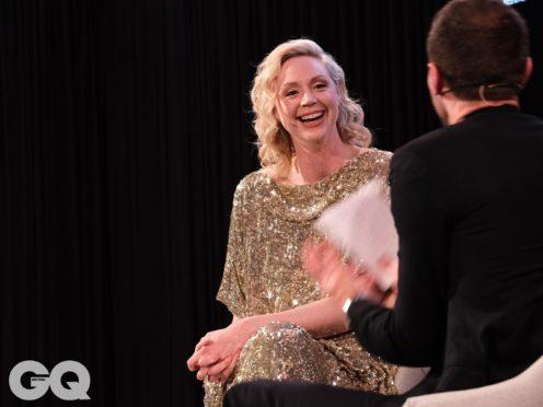 Gwendoline Christie at GQ Heroes (GQ/James Mason/PA)
