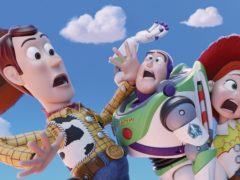 Tom Hanks, Tim Allen and Joan Cusack return as the voices of Woody, Buzz and Jessie (Disney Pixar/All Rights Reserved/PA)