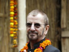 Ringo Starr has joined the call for clean water. (Jonathan Brady/PA)