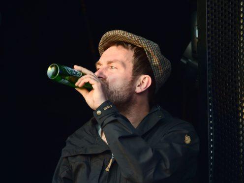 Damon Albarn (Ian West/PA)