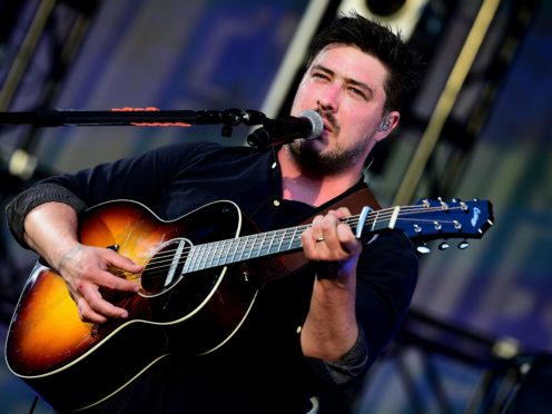 Mumford & Sons headlined at All Points East on Saturday night (Ian West/PA)