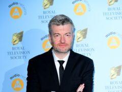 Charlie Brooker attending the Royal Television Society Programme Awards at Grosvenor House Hotel, Park Lane, London.