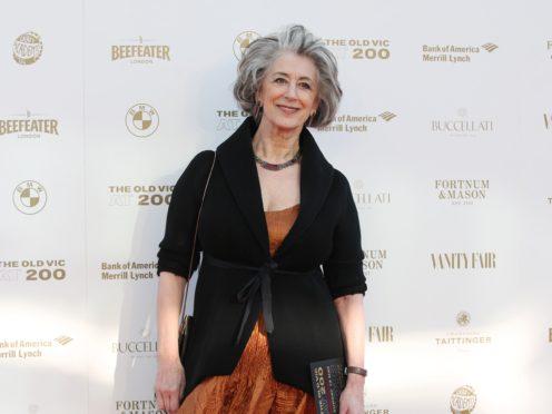 Maureen Lipman (Yui Mok/PA)