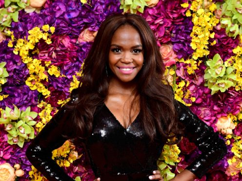 Oti Mabuse: I cried at my first Strictly bra fitting because I felt massive (Ian West/PA)