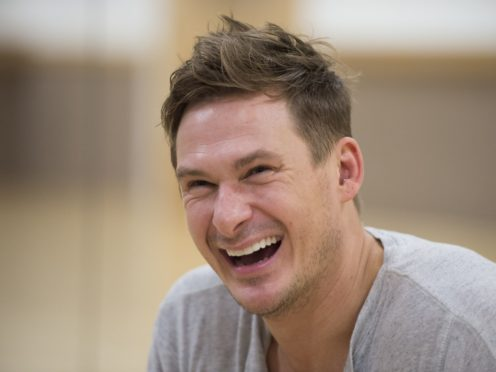 Lee Ryan is joining Rip It Up The 70s alongside Louis Smith and Rachel Stevens (David Mirzoeff/PA)