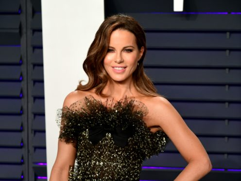Kate Beckinsale (Ian West/PA)