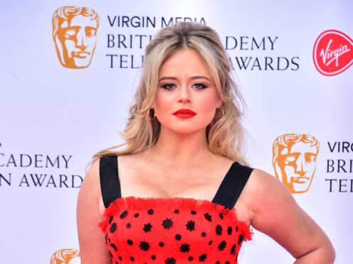 Emily Atack has been looking for answers (Matt Crossick/PA)