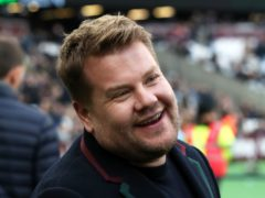 James Corden (Chris Radburn/PA)