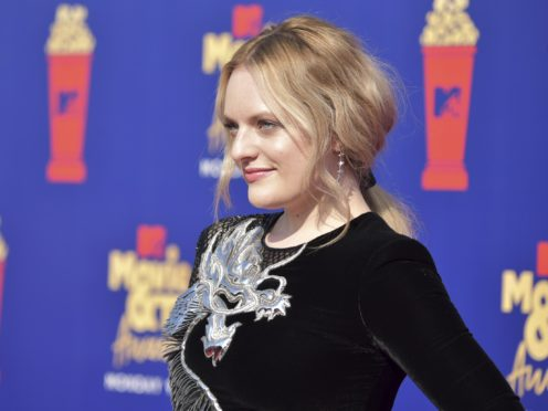Elisabeth Moss featured on a star-studded guest list at the MTV Movie & TV Awards (Richard Shotwell/Invision/AP)