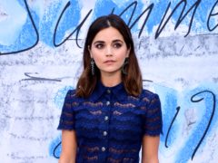 Jenna Coleman at the Summer Party 2019 (Ian West/PA)