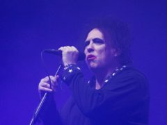 Robert Smith and his band closed Glastonbury (Aaron Chown/PA)