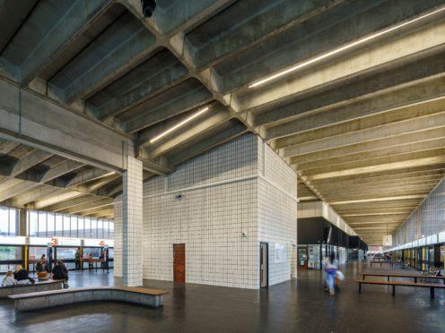 Preston bus station (Gareth Gardner)