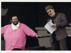 Rare Pavarotti duets with Bono, Sting and more are to be released for the first time (Daniele Venturelli/PA)
