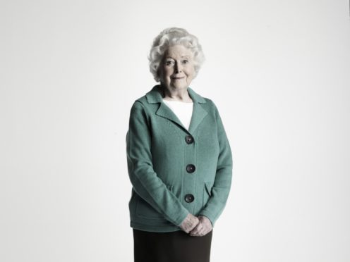 June Spencer plays Peggy Woolley in The Archers (Amelia Troubridge/The Archers/PA)