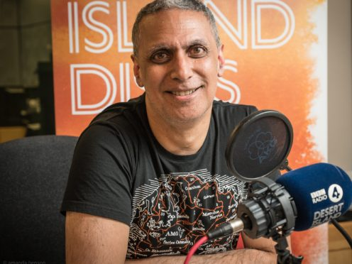 Musician Nitin Sawhney said he changed his mind about accepting an honour because he wanted to pay tribute to his parents' 'immigrant experience' (BBC Radio 4/PA)
