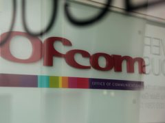 Ofcom has released its annual report called Diversity and Equal Opportunities in Radio (Yui Mok/PA)