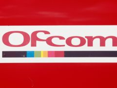 Ofcom (Dominic Lipinski/PA)