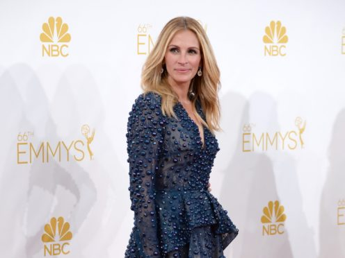 Julia Roberts has responded after she missed out on an Emmy nomination (PA)