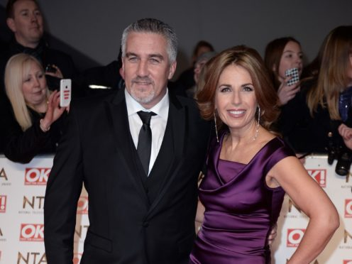 Paul Hollywood and his wife Alexandra have been granted a divorce (Anthony Devlin/PA)