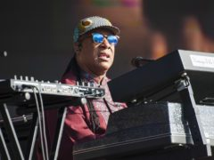 Stevie Wonder performing at the British Summer Time festival in Hyde Park (David Jensen/PA)