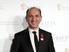 Armando Iannucci is the film's director and co-writer (Jane Barlow/PA)