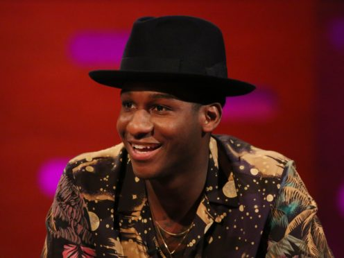 Leon Bridges said a tight friendship group had helped him overcome his dependence (Isabel Infantes/PA)