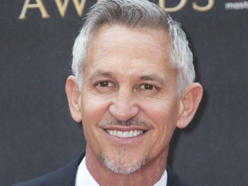 Gary Lineker (Isabel Infantes/PA)