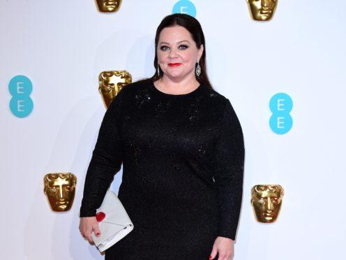 Melissa McCarthy at the Oscars (Ian West/PA)