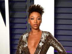 Samira Wiley starred as Poussey Washington in Orange Is The New Black (Ian West/PA)
