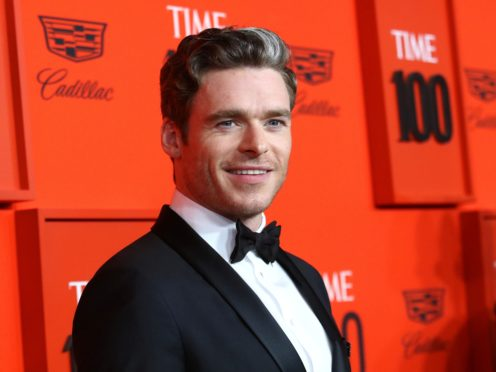 Bodyguard star Richard Madden is to be honoured by the Royal Conservatoire of Scotland (Greg Allen/PA)