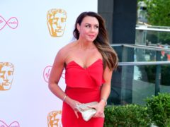 Michelle Heaton went through the menopause at 35 (Ian West/PA)