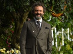 Michael Sheen previously narrated the first volume in The Book Of Dust sequence (Kirsty O'Connor/PA)