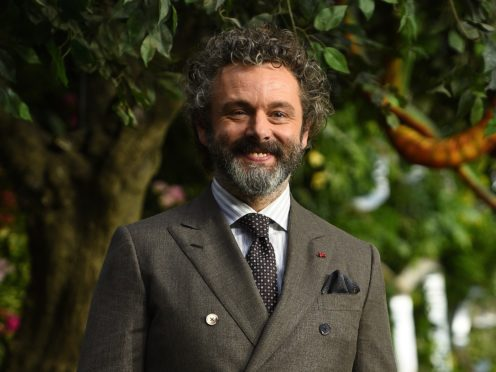 Michael Sheen is hosting this year's GQ Men Of The Year Awards (Kirsty O'Connor/PA)