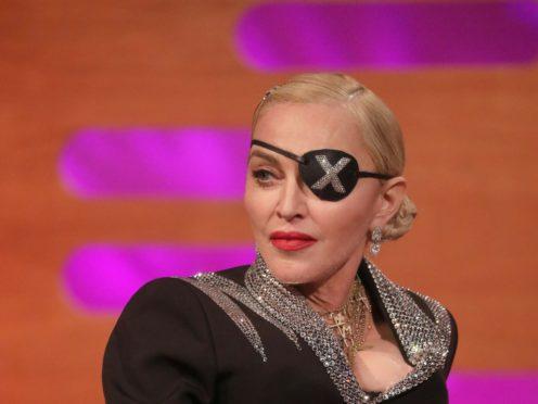 Madonna (Isabel Infantes/PA)