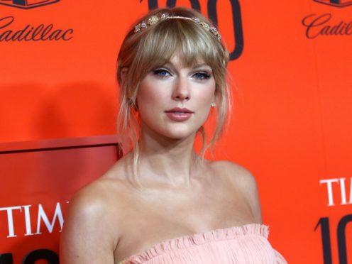 Taylor Swift stars in the film. (Greg Allen/PA)