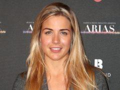 Gemma Atkinson gave birth to Mia Louise Marquez (Danny Lawson/PA)