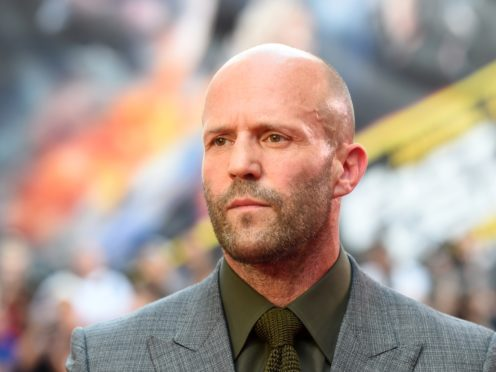 Jason Statham attending a special screening of Fast & Furious Presents: Hobbs and Shaw, held at Curzon Mayfair, London. (Matt Crossick/PA)